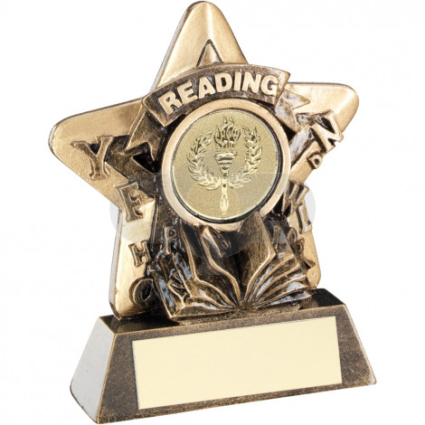 Reading Mini Star Trophy