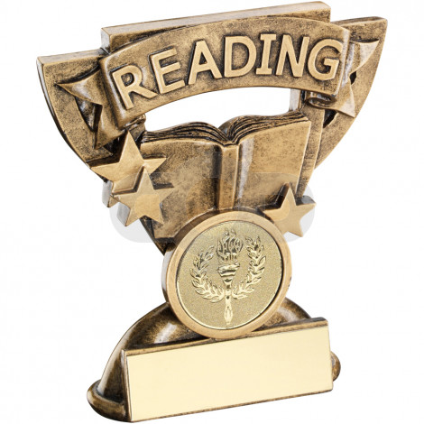 Reading Mini Cup Trophy