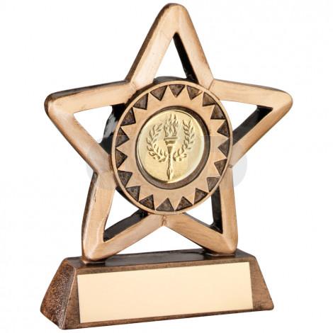 Resin Generic Mini Star Trophy