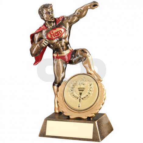 Resin Generic 'Hero' Trophy