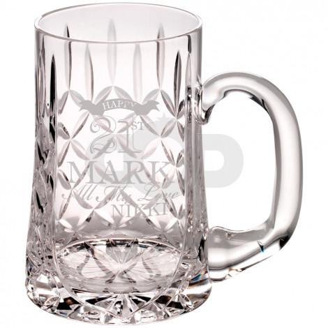 Glass Tankard