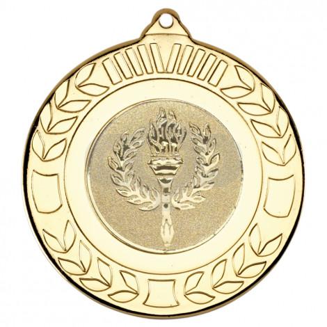 50mm Wreath Medal