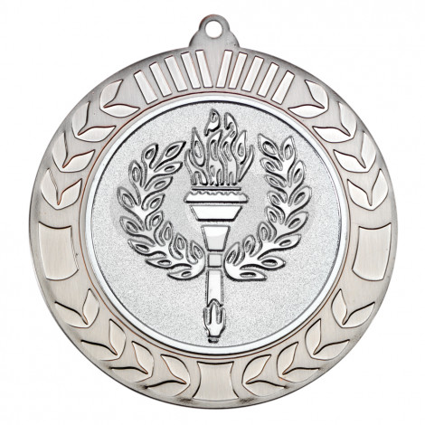 70mm Wreath Medal