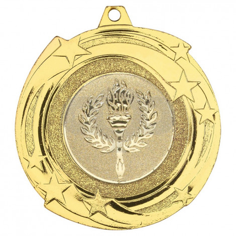 Star Cyclone Medal - Gold
