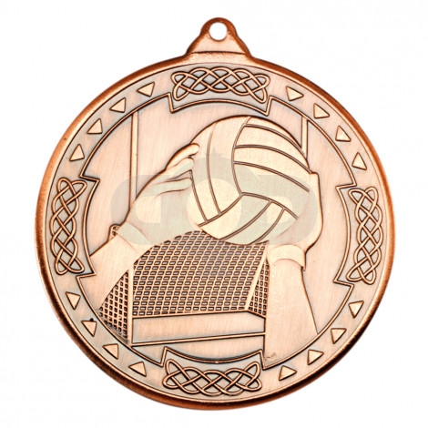 50mm Gaelic Football Celtic Medal