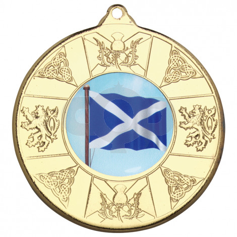 50mm Scotland Medal