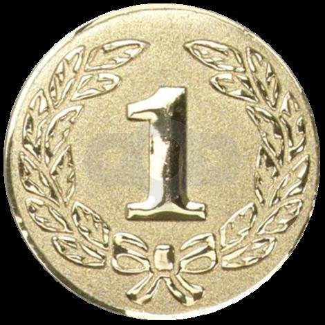1st Place centre - Gold
