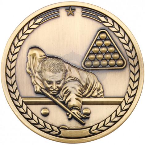 70mm Pool/Snooker Medallion