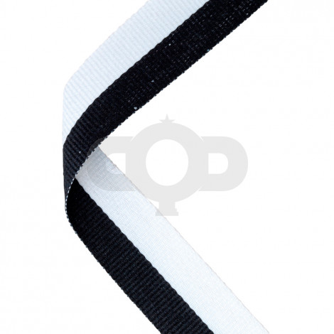 Black & White Ribbon