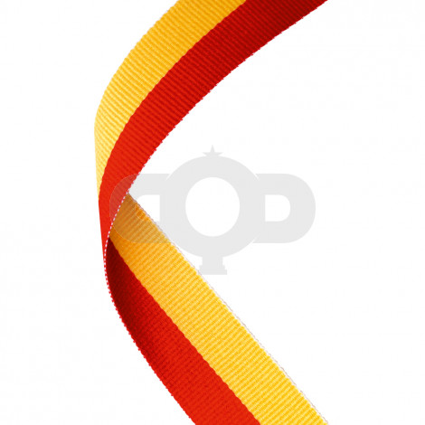 Red & Yellow Ribbon