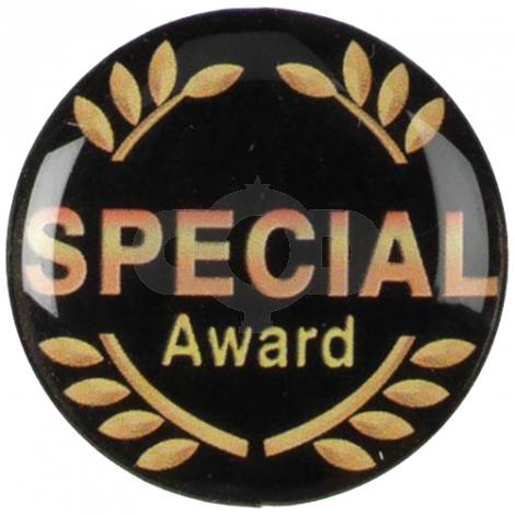 Special Award with wreath centre - Acrylic