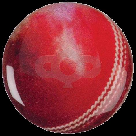 Cricket Red ball centre - Acrylic