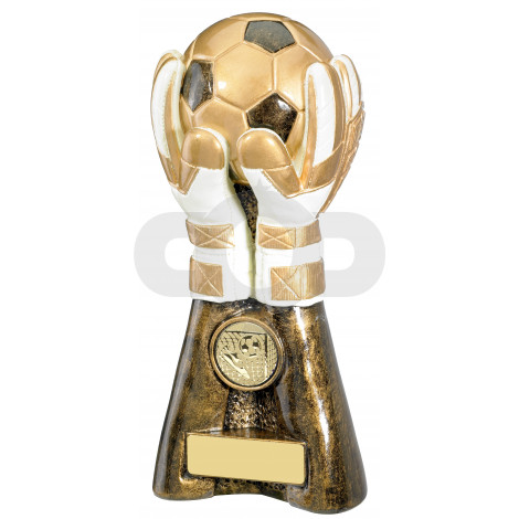 Goal Keeper Football Trophy