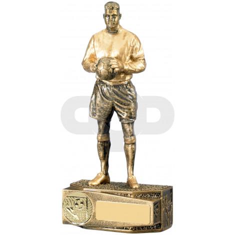 Football Male Goal Keeper Trophy