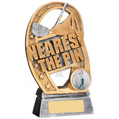 Golf Nearest The Pin Award