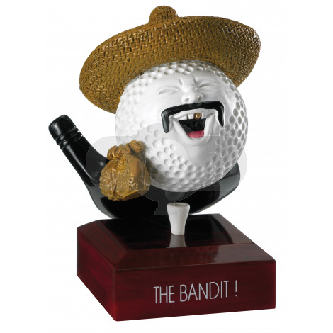 Golf The Bandit Award