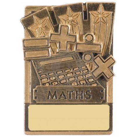 Mini Magnetic Maths Award