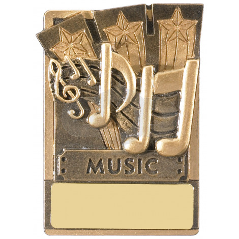 Mini Magnetic Music Award