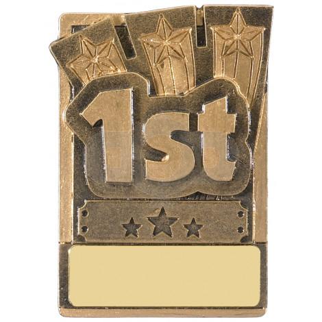 Mini Magnetic 1St Place Award