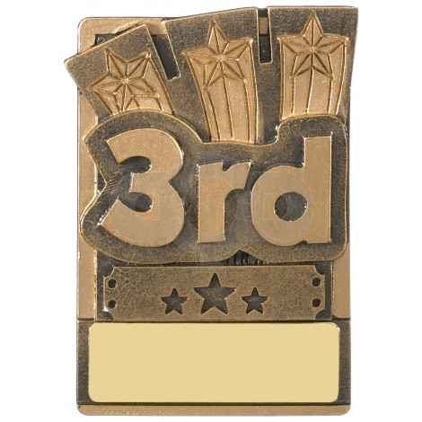 Mini Magnetic 3Rd Place Award