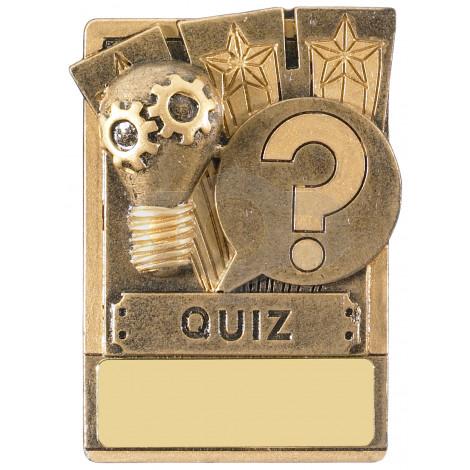 Mini Magnetic Quiz Award