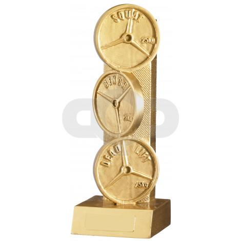 Powerlifting Award