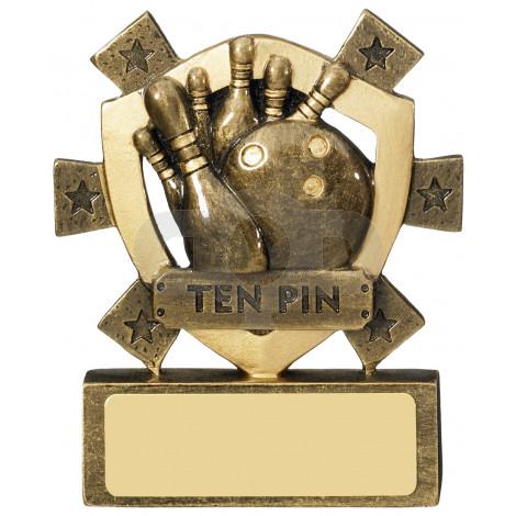 Ten Pin Mini Shield