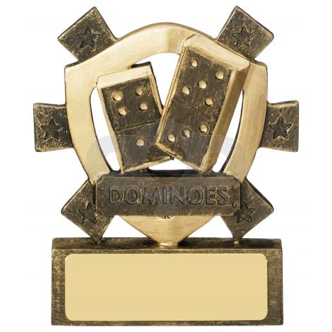 Dominoes Mini Shield