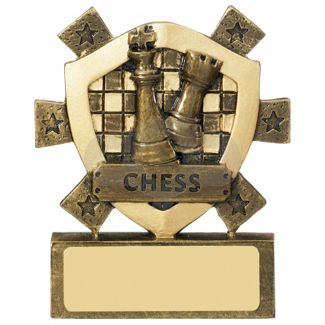 Chess Mini Shield
