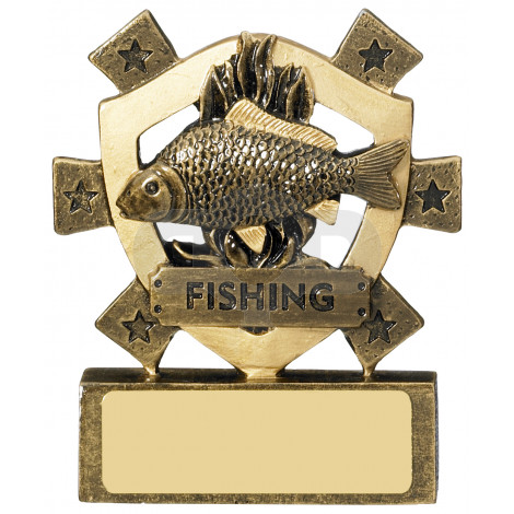 Fishing Mini Shield