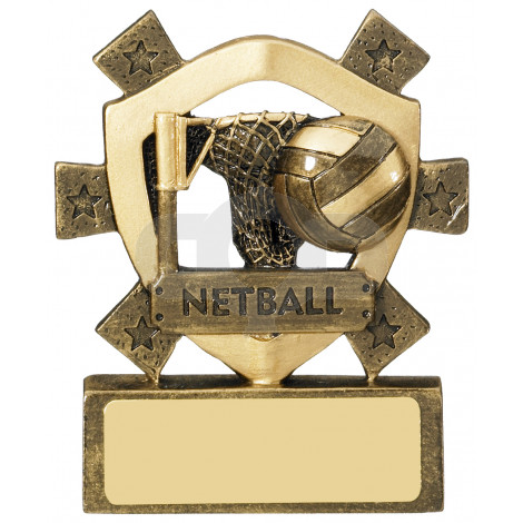 Netball Mini Shield