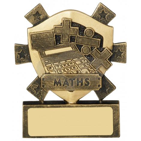 Maths Mini Shield Award