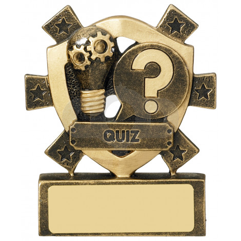 Quiz Mini Shield
