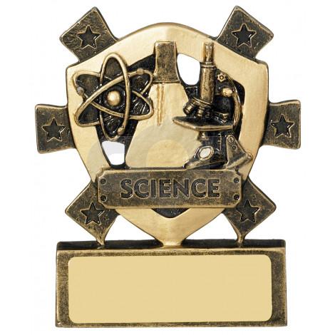Science Mini Shield Award