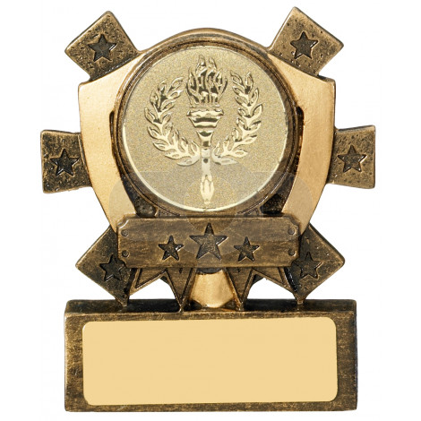 Mini Shield Centre Holder