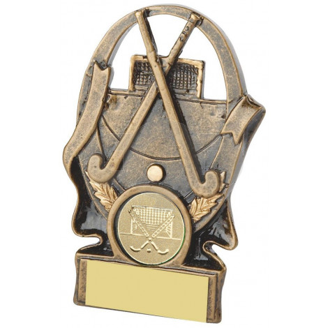 Resin Hockey Trophy