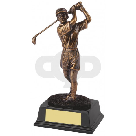 Figure Trophy for Ladies' Golf