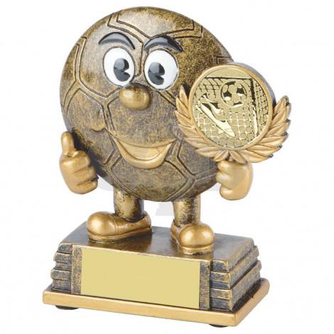 Happy Winner Football Award