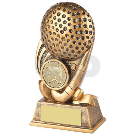 Resin Hockey Ball Trophy