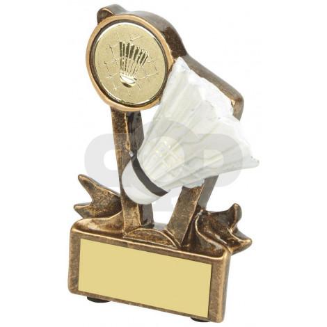Budget Resin Badminton Award