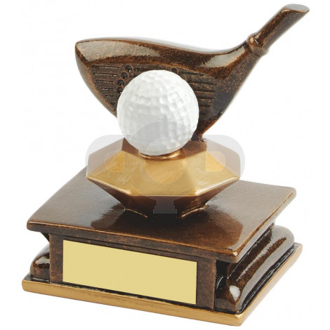 Resin Golf Club Award - Driver