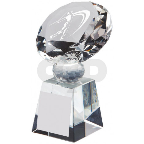 Crystal Diamond Award for Men's Golf