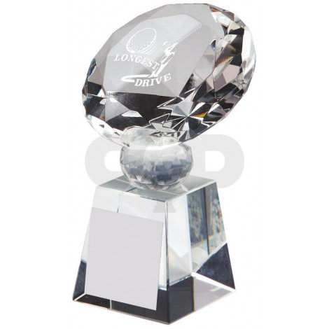 Crystal Diamond Golf Award for Longest Drive