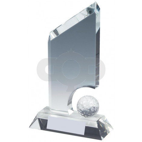 Crystal Hole in One Golf Award
