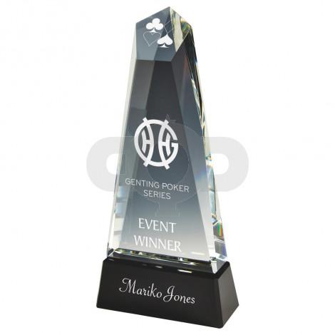 Heavy Crystal Tower Award
