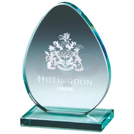 Jade Glass 'Egg' Award