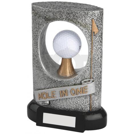 Silver Hole in One Golf Award