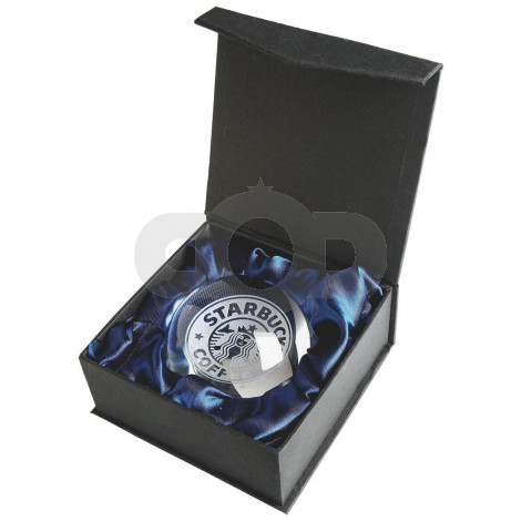 Crystal Dome Paperweight Award