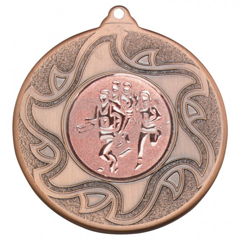 50mm Triathlon Bronze Medal