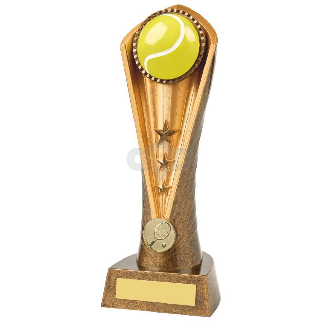 Antique Gold Tennis Cobra Award